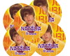Adesivo Justin Bieber
