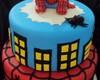 Bolo cenogr�fico - Homem Aranha!!!