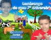 LEMBRANCINHA DA FAZENDA