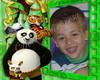 Cart�o de Agradecimento Kung Fu Panda