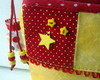 Necess�rie Star - Red Yellow