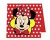 Convite Minnie Mouse - Anivers�rio