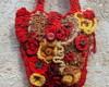 Bolsa Frida Kahlo Crochet