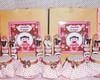 Kit Lembrancinha Marrom e Rosa R$ 300,00