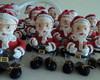 centro de mesa Papai Noel