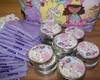 Bolsa + 30 lembrancinhas de maternidade