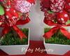 Topi�ria de Flor de tulipa