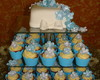 Saia Wrapper forma para Cupcakes