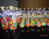 Garrafinhas com chocolates
