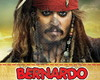 R�tulo Piratas do Caribe
