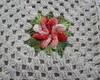 Jogo tapete cozinha flores catavento