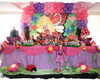 Decora��o de festa barbie Butterfly