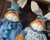 Fam�lia de coelhos