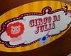 Festa Personalizada Circo Vintage