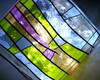 Lumin�ria De Vidro / Glass Lamp