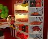 Mesa Proven�al - Minnie Vermelha