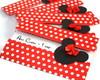 Convite Infantil - Minnie Mouse