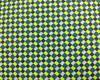 Almofada quadriculada verde ou cinza