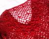 Blusa Croch� Vermelha preta ou branca