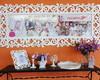 Promo��o venda de 4 decora��es proven�al
