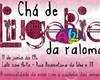 Convite - Ch� de Lingerie - Lingerie
