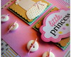 Livro Do Beb�  Little Princess