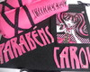 Caixa para bolo Monster High