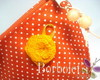 N�cessaire Mini Puffbag Orange