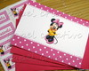 Cart�o Personalizado - minnie