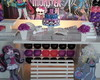 Decora��o Clean - Monster High