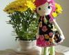 Bonecas de Pano Primavera Ver�o