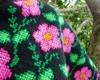 Poncho Mexicano Flores