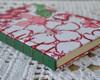 Caderno Belga Florido