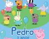 Peppa Pig George Bolha de Sab�o