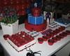 Decora��o Proven�al - Homem Aranha
