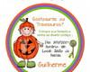 Convite Halloween (dia das bruxas)