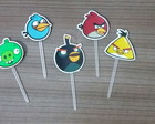 Toppers- Angry Birds