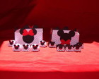MICKEY E MINNIE - KIT DE FESTA 52 PE�AS