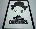 Pôster Charles Chaplin Face