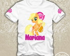 Camisa My Little Pony Personalizada