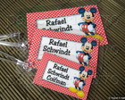Kit 3 Bagtags - Mickey