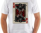 Camiseta Star Wars #17 Darth Varde Carta