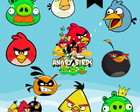 Kit Digital PNG - Angry Birds 2