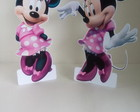 DISPLAY DE MESA / TOTEN - MINNIE ROSA