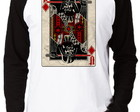 Camiseta Raglan Star Wars #11 Carta