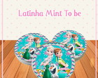 Latinha Mint to Be Frozen Fever