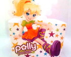 Cachepô Polly Pocket