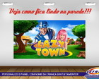 PAINEL FESTA 200X120 LAZY TOWN 5