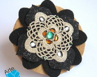 BROCHE FELTRO CROCHET 1