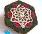 BROCHE FELTRO MANDALA 2
